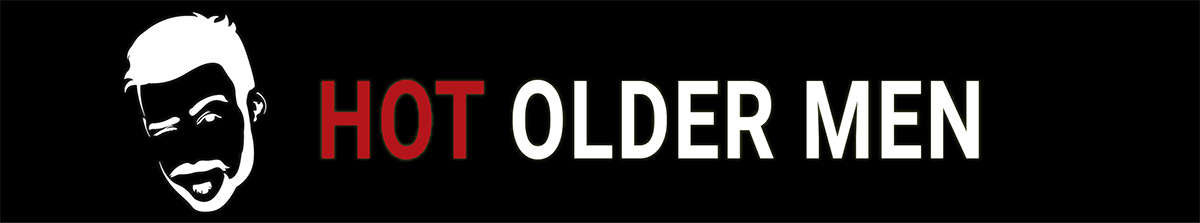Hot Older Men Banner